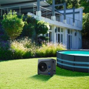 Pool-Wärmepumpe Kompakt1