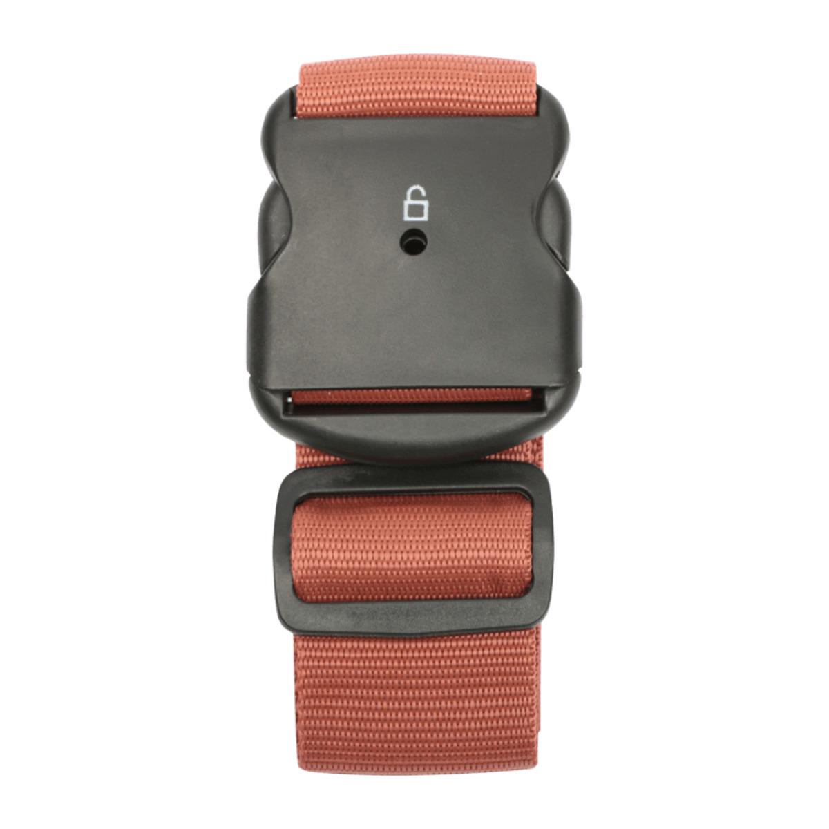Bild 2 von ROYAL LIFE     Koffer-Zahlenschloss / Koffergurt-Set