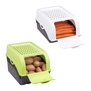 HOME CREATION     Gemüse-Aufbewahrungsbox