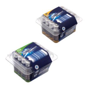 ACTIV ENERGY     Alkaline-Batterien