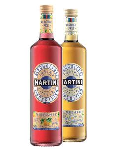 Martini Floreale/Vibrante Alkoholfrei