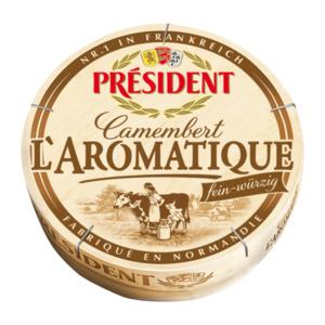 PRÉSIDENT     Camembert L' Aromatique