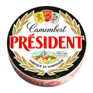 PRÉSIDENT     Camembert Original