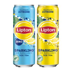 LIPTON     Eistee Sparkling