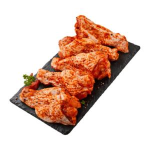 BBQ     Turkey Wings Paprika