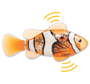 ROBO ALIVE Robo Fish