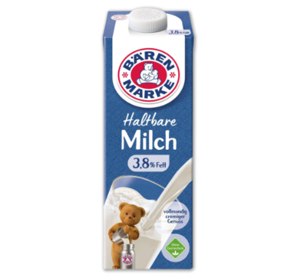 Bild 1 von BÄRENMARKE Haltbare Milch