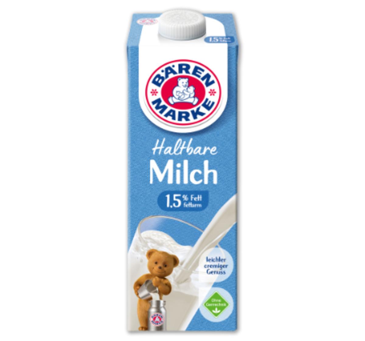 Bild 2 von BÄRENMARKE Haltbare Milch