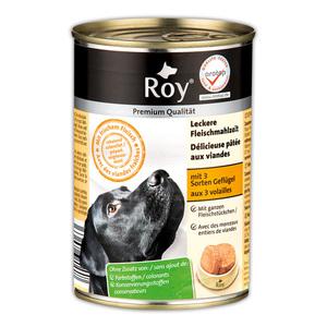 Roy Hunde-Pastete