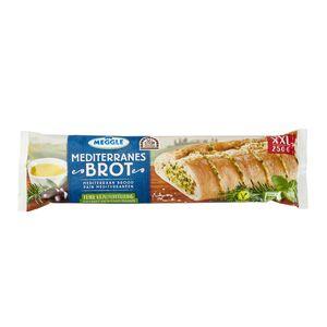 MEGGLE Mediterranes Brot oder Barbecue Chili Brot 250 g