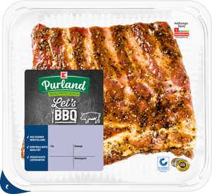 K-PURLAND  Pork Ribs Black Pepper Style