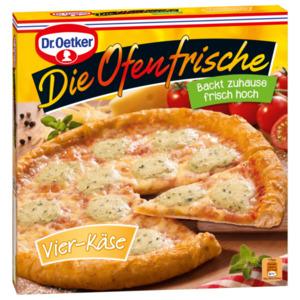 Dr. Oetker Die Ofenfrische Vier Käse