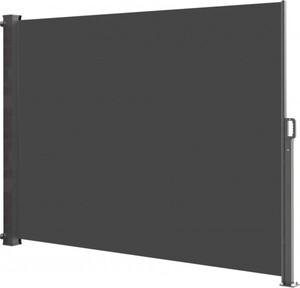 TrendLine Sichtschutz anthrazit, Höhe: 180 cm, Auszug: 200 cm