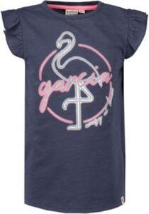 T-Shirt  dunkelblau Gr. 104/110 Mädchen Kleinkinder