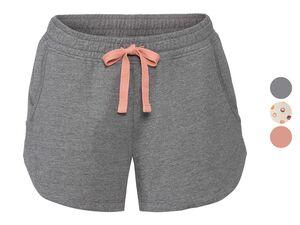 ESMARA® Hotpants Damen, mit seitlichen Eingrifftaschen
