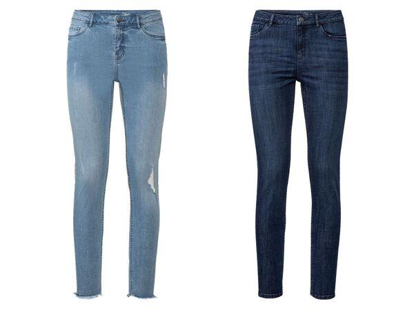 ESMARA® Damen Jeans Super Skinny Fit