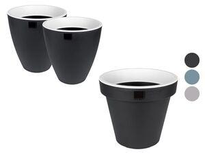 PARKSIDE® Pflanzentöpfe, 30 cm/ Pflanzvase, 40 cm
