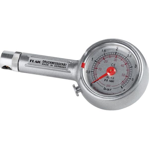 Flaig Luftdruckprüfer Metallgehäuse