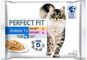 Perfect Fit Indoor 1+ 4x85g