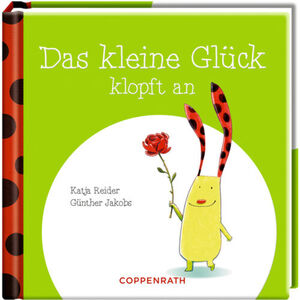 """Coppenrath - Die Spiegelburg Hardcoverbuch """"Das kleine Glück klopft an"""""""