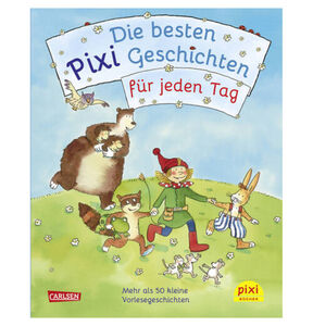 Die besten Pixi-Geschichten für jeden Tag