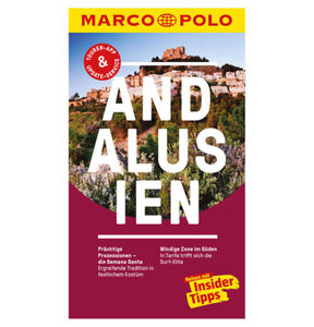 MARCO POLO Reiseführer Andalusien
