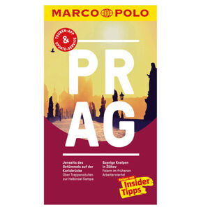 MARCO POLO Reiseführer Prag