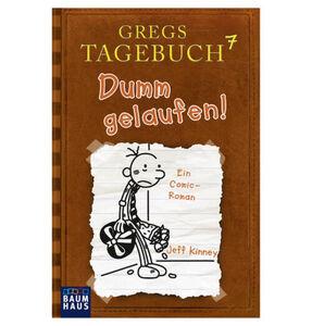 Jeff Kinney - Gregs Tagebuch Dumm gelaufen! Band 7