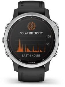 fenix 6S Solar Sportuhr silber/schwarz