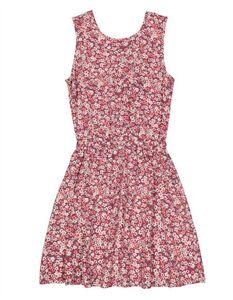 Mädchen Kleid - Viskose