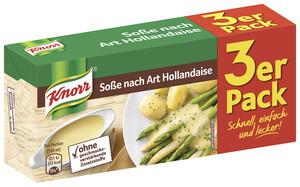 Knorr Soße nach Art Hollandaise 3x 30 g