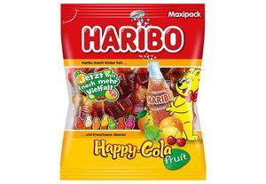 Happy-Cola Fruit oder Saurer Zoo