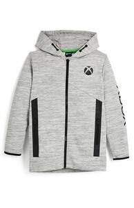 """Graue """"Xbox"""" Kapuzenjacke (Teeny Boys)"""