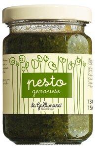 La Gallinara Pesto Genovese 130g 0000 - Saucen, Pesto & Chutneys, Italien, 0.1300 kg