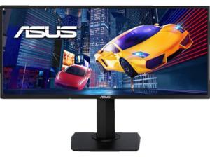 ASUS VP348QGL 34 Zoll UWQHD Gaming Monitor (4 ms Reaktionszeit, 75 Hz)