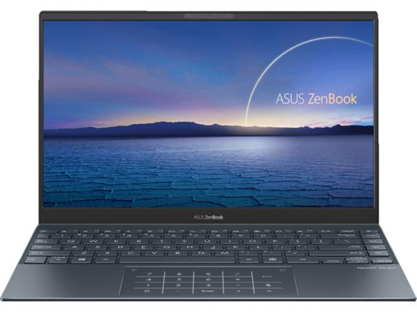 ASUS ZenBook 13 UX325JA-AH053T, Notebook mit 13,3 Zoll Display, Core™ i5 Prozessor, 8 GB RAM, 1 TB SSD, Intel® UHD Grafik, Pine Grey