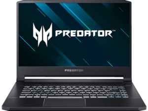 ACER Predator Triton 500 (PT515-52-742D), Gaming Notebook mit 15,6 Zoll Display, Intel® Core™ i7 Prozessor, 16 GB RAM, 1 TB SSD, GeForce RTX 2080 Super, Schwarz