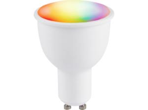 XLAYER Smart Echo LED Lampe GU10 Glühbirne warmweiß und mehrfarbig