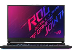 ASUS G712LWS-EV005T ROG Strix G17, Gaming Notebook mit 17,3 Zoll Display, Intel® Core™ i7 Prozessor, 16 GB RAM, 512 SSD, GeForceRTX™2070Super, Original Black