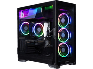 CAPTIVA I57-218, Gaming PC mit Core™ i5 Prozessor, 16 GB RAM, 1 TB SSD, GTX 1650 4GB, 4