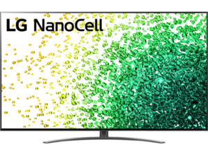 LG 50NANO869PA LCD TV (Flat, 50 Zoll / 126 cm, UHD 4K, SMART TV, webOS 6.0 mit ThinQ)