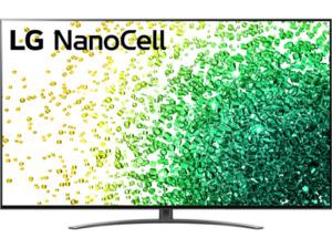 LG 55NANO869PA LCD TV (Flat, 55 Zoll / 139 cm, UHD 4K, SMART TV, webOS 6.0 mit ThinQ)
