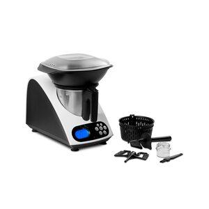 MEDION Küchenmaschine mit Kochfunktion MD 16361, 11 Betriebsstufen, bis zu 1000 Watt Leistung, automatische Abschaltung