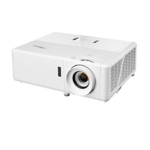 Optoma HZ40 Laser-Beamer - Full-HD, 4.000 ANSI Lumen, 2.500.000:1 Kontrast, 3D, Lautsprecher, 2x HDMI, VGA, USB-A