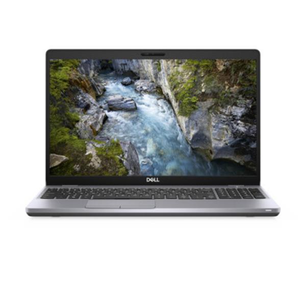 """Dell Precision 3551 / 15,6"""" FHD / Intel i7-10750H / 8GB RAM / 256GB SSD / Quadro P620 / Windows 10 Pro / Grau"""