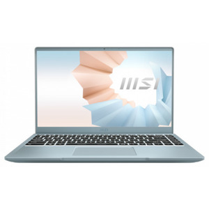 "MSI Modern 14 B11MO-035 Blue Stone - 14"" (35,7cm) FHD Display, Intel® Core™ i7-1165G7, 8GB RAM, 512GB SSD, Win10 Home"