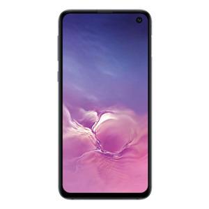 "Samsung Galaxy S10e 128 GB Prism Black Enterprise Edition EU [14,61cm (5,8"") OLED Display, Android 9.0, 12+16MP Dual Hauptkamer"