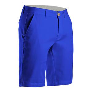 Golf Bermuda Shorts MW500 Herren indigoblau