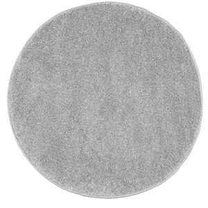 Tuftteppich Justin in Grau ca. 80x80cm