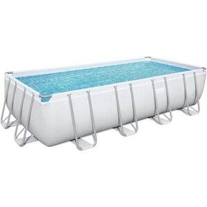 Power Steel  Frame Pool 549 x 274 x 122 cm Komplett-Set eckig